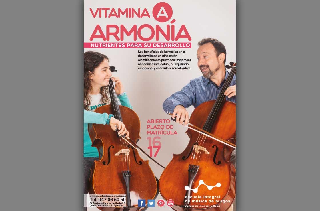 Escuela integral de música de Burgos
