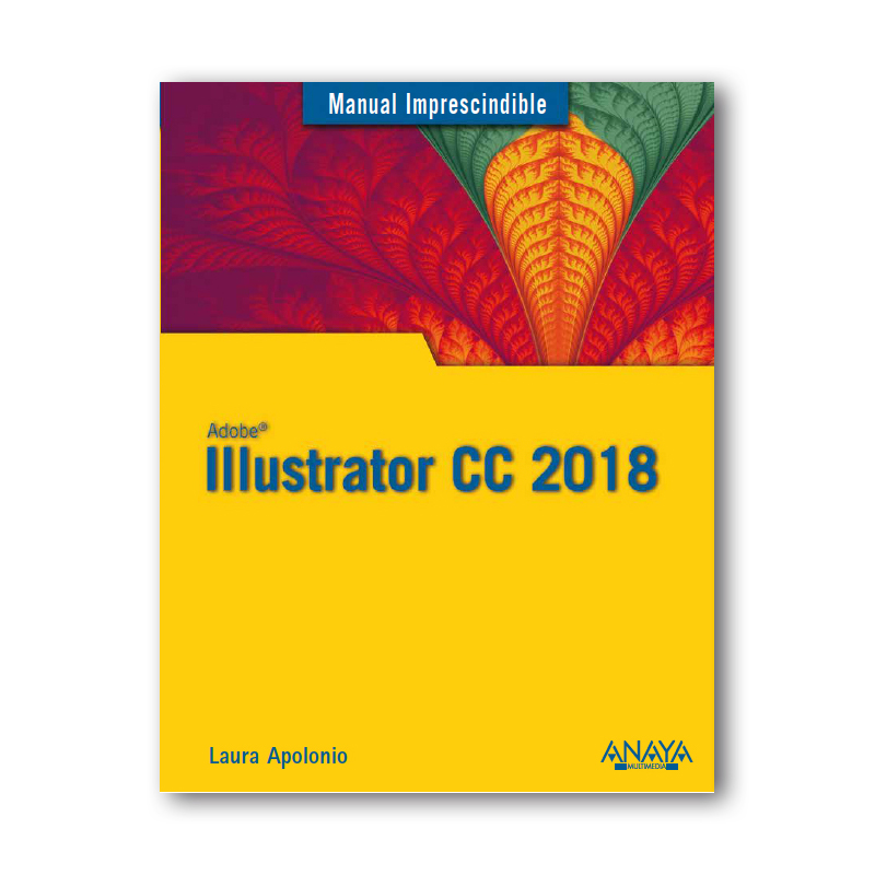 Ya está en las librerías mi nuevo manual de Illustrator CC