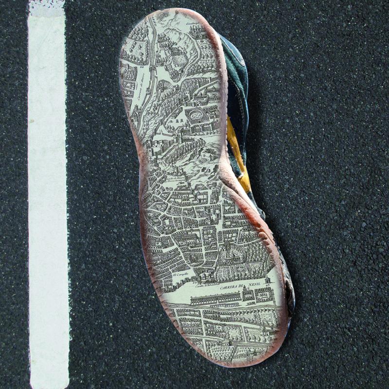 Suela-cartografia