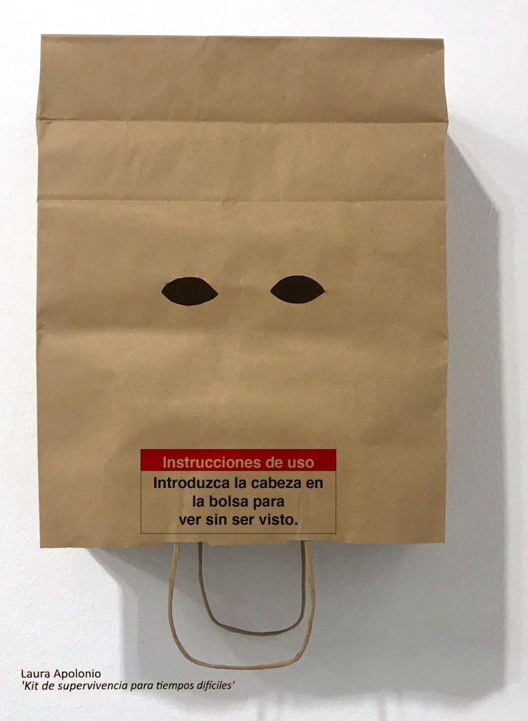 Exposición colectiva Mirar sin ser visto