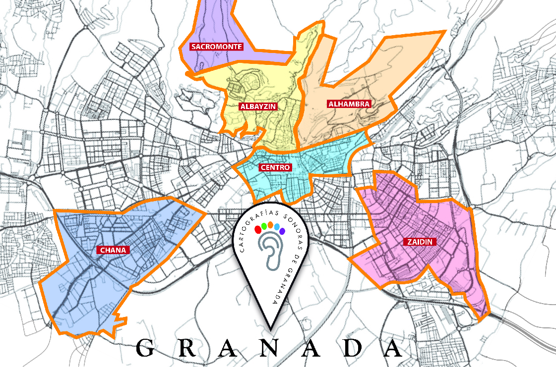 Cartografías sonoras de Granada